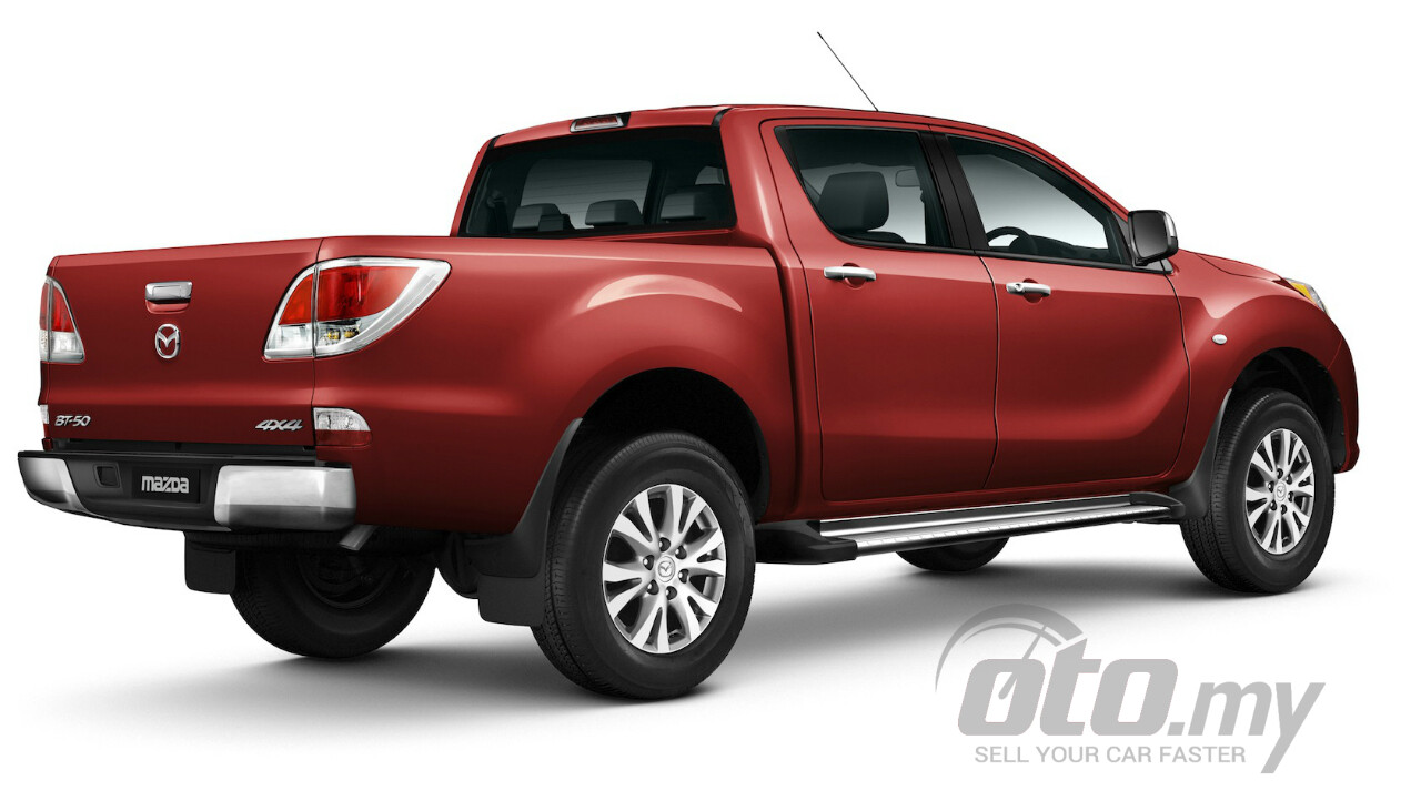 2014 new mazda bt 50 2 2 turbo diesel 4x4 137769. Black Bedroom Furniture Sets. Home Design Ideas