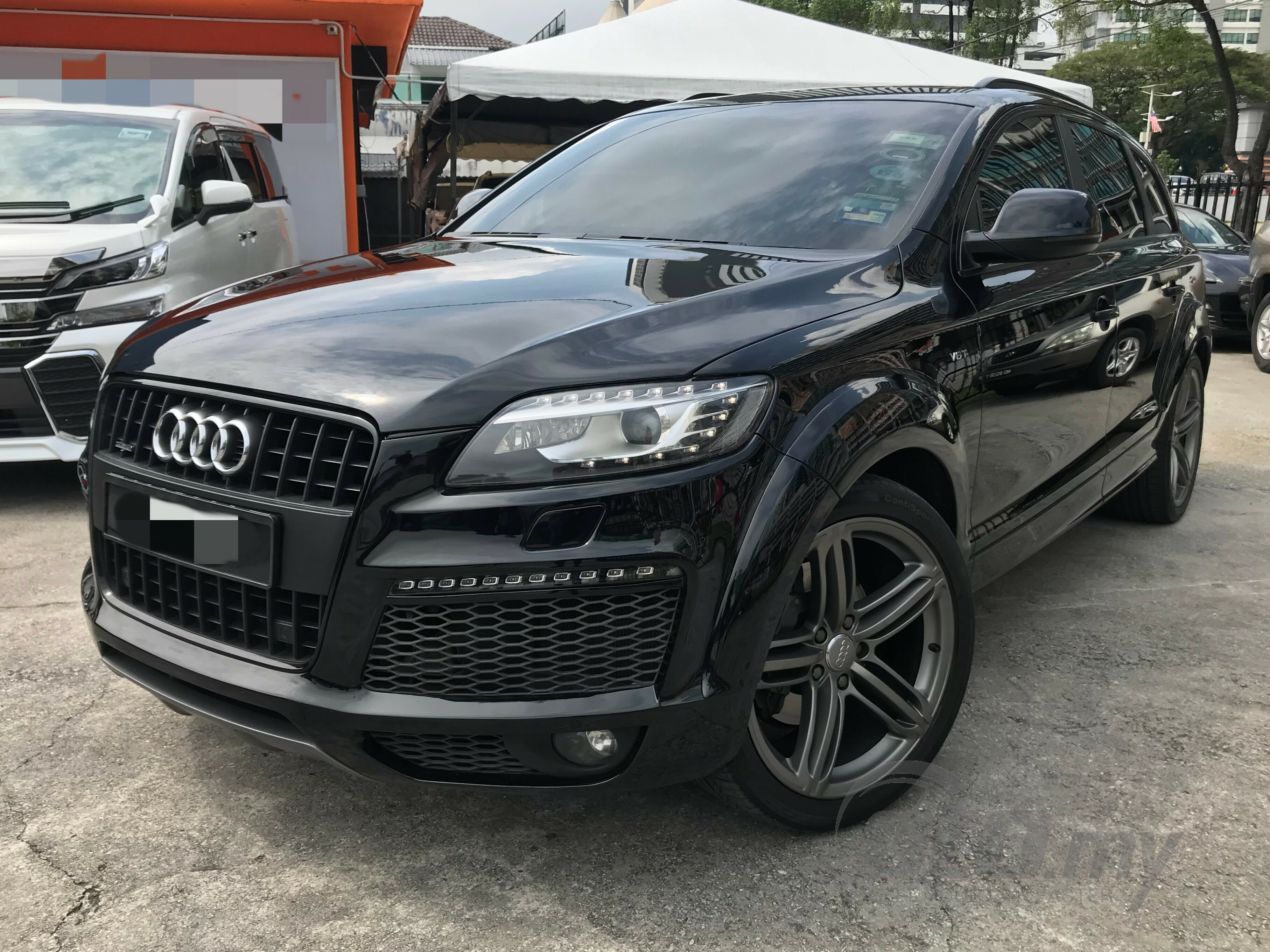 sold hamilton sline sale quattro for audi grays