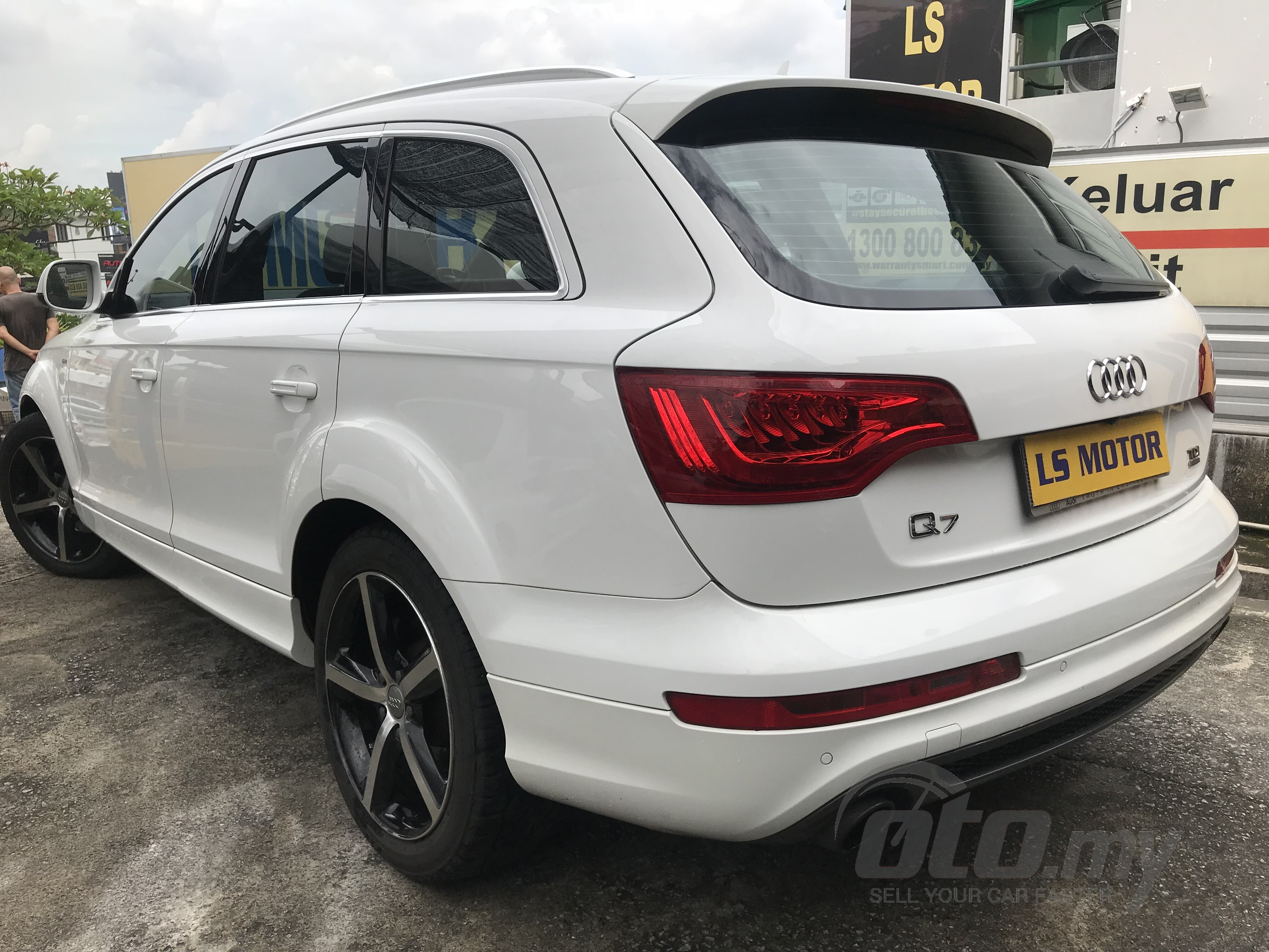 pacific efficient suv for tag audi sale