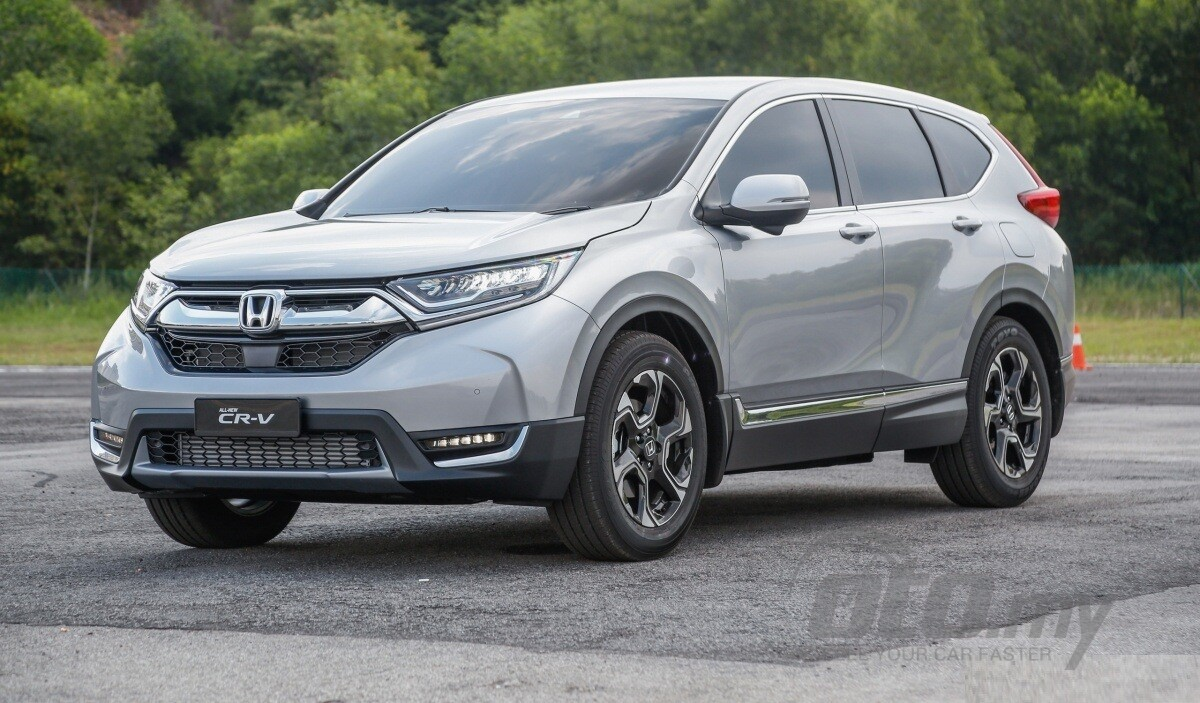 2018 New Honda CR-V 1.5 Turbo 4WD #207145 - oto.my