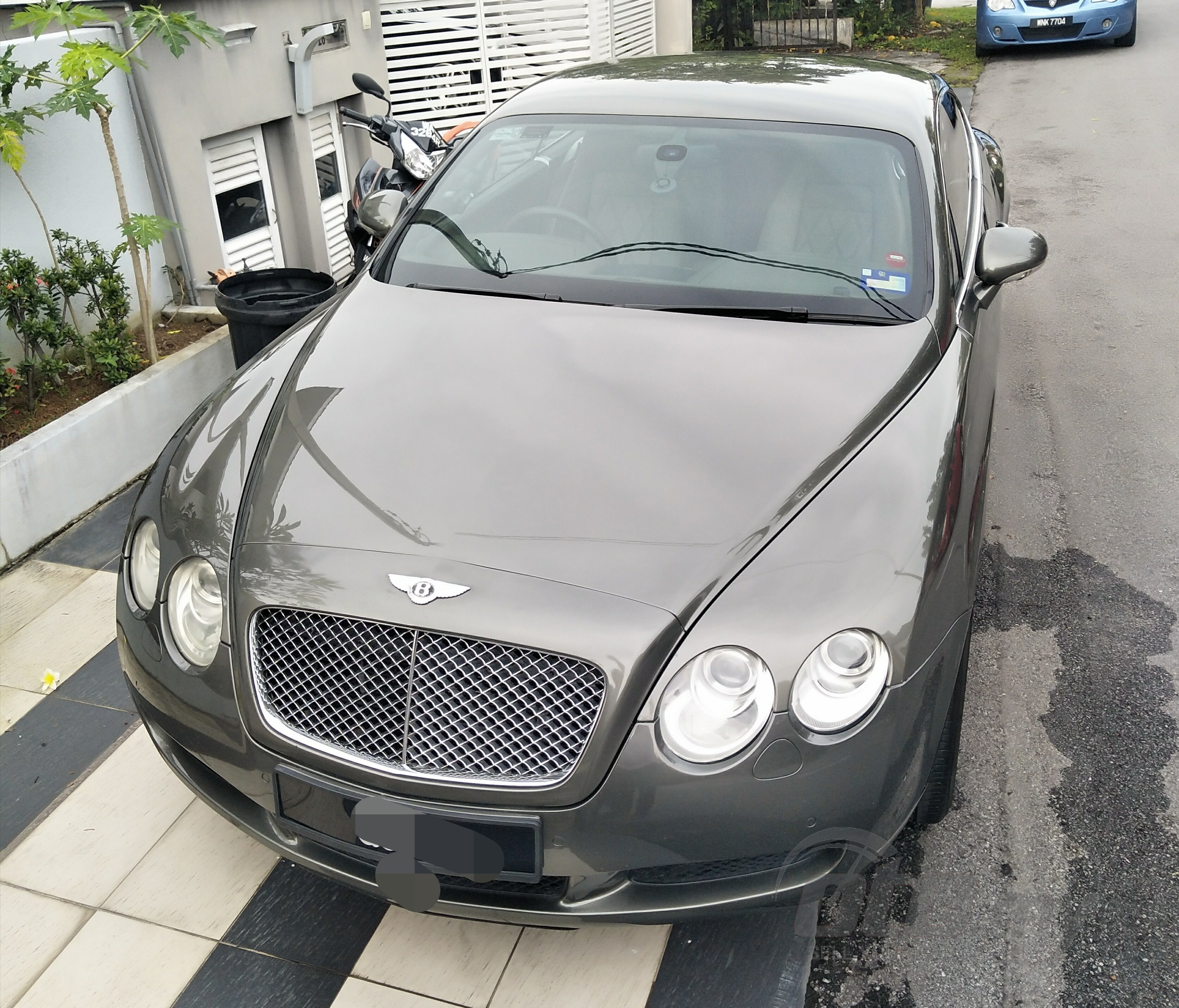 2007 Used Bentley Continental GT Speed 6.0 W12 #208568