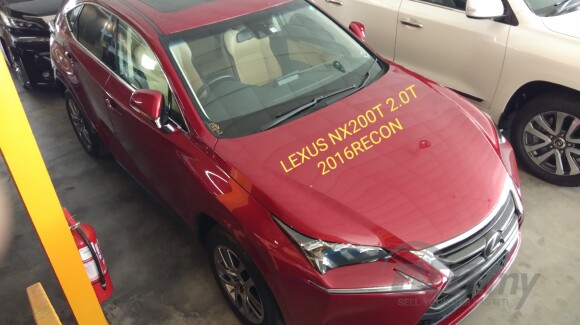 2016 lexus nx 200t price rm202,888.88 otr 100 not other charges